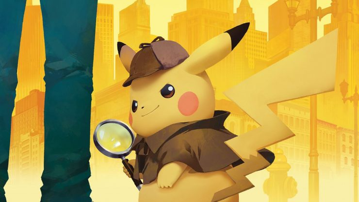 Detective Pikachu Movie Moves to Warner Bros.