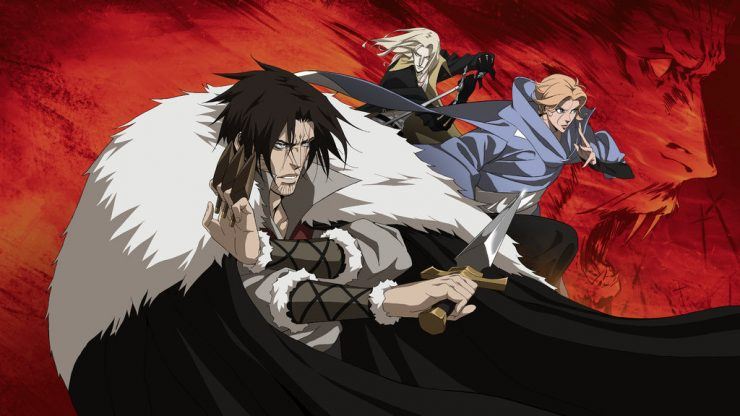 Castlevania Season 2 on Netflix Coming Soon