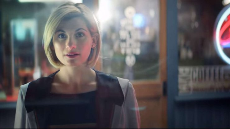 New Doctor Who Season 11 Teaser