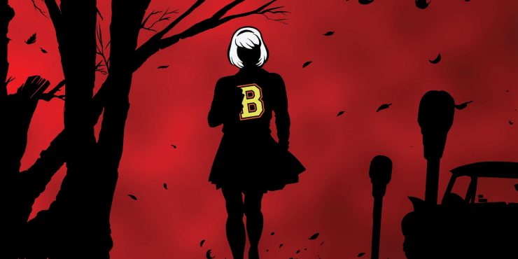 Chilling Adventures of Sabrina Gets Pre-Halloween Release