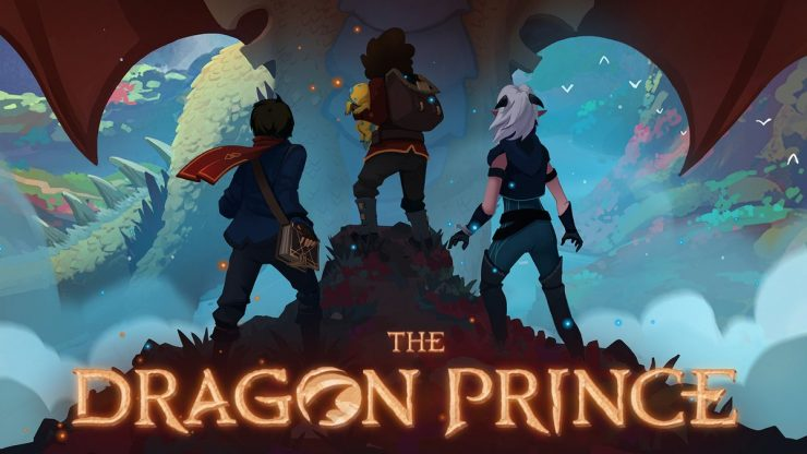 The Dragon Prince Coming to Netflix Soon