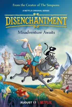 Disenchantment Netflix Premiere Date