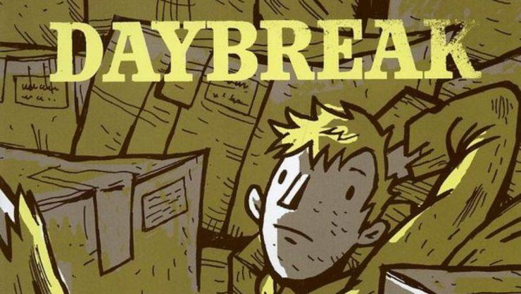 Netflix to Develop Daybreak Graphic Novel