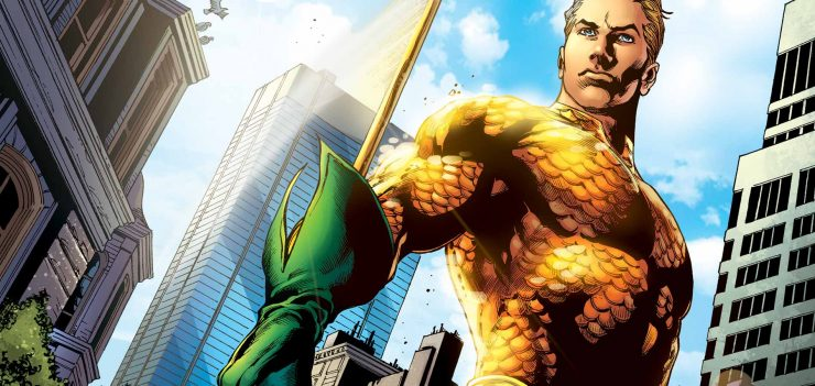 Aquaman- Super Power Play by Play