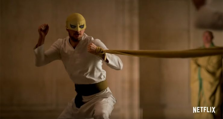 Iron Fist Season 2 only 10 Episodes Long