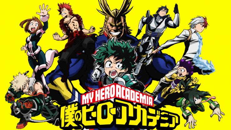 My Hero Academia Season 3 Premiere Date
