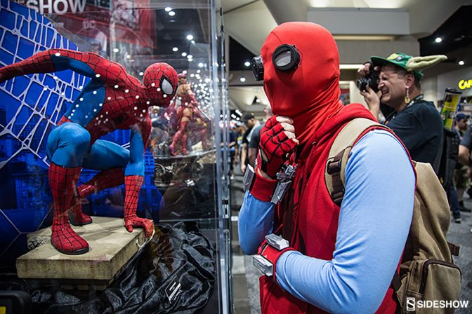 Check Out the Coolest Cosplays Sideshow Has Seen at Comic-Con 2018!