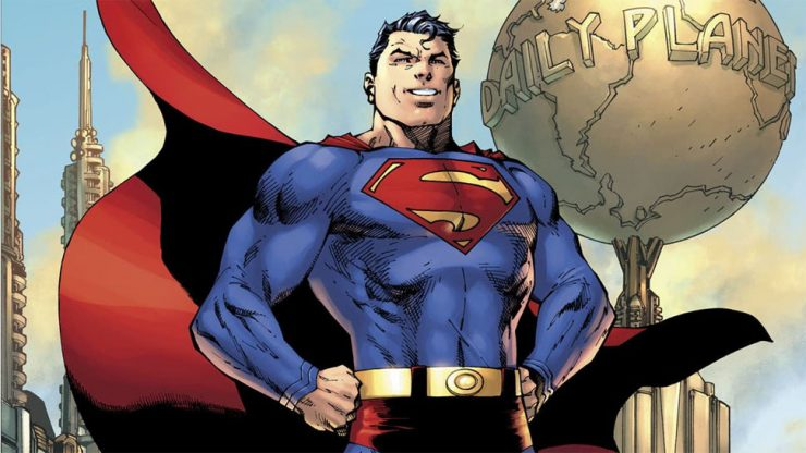DC Entertainment Creating Superman Comics Commercials