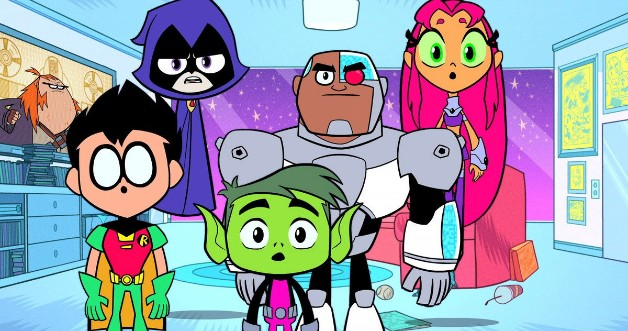 Teen Titans Go! To the Movie Teaser Pokes Fun at DC Film Universe