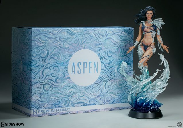 Aspen Premium Format Figure New Photos!