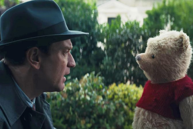 New Christopher Robin Film Teaser from Disney