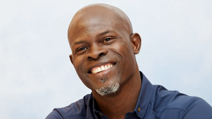 Djimon Hounsou to Play the Wizard in Shazam!