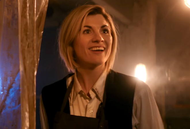 BBC Debuts New Doctor Who Trailer