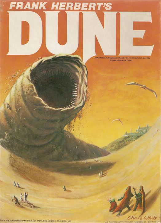 Dune Reboot Film to Cover Half the Novel