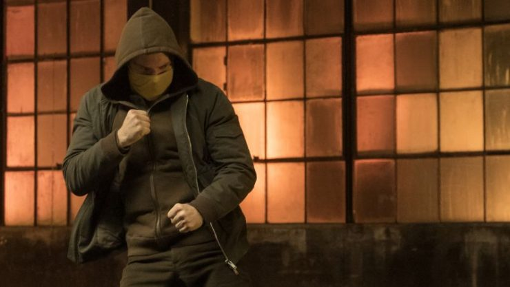 Netflix Releases Iron Fist Season 2 Photos