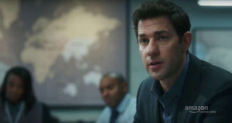 Amazon Releases New Jack Ryan Promo