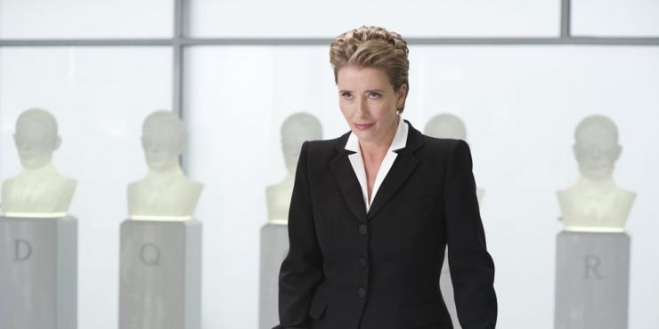 Emma Thompson Returns to Agent O Role for MiB Reboot