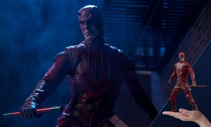 Daredevil Sixth Scale Figure- Online Comic-Con