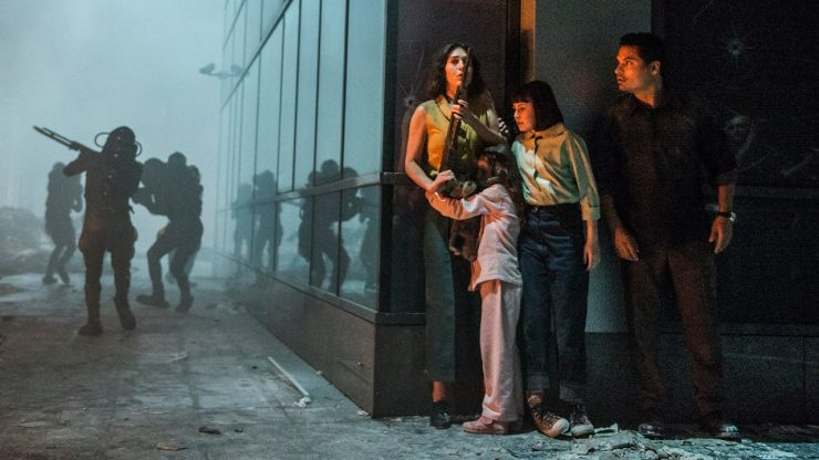 Netflix Releases Trailer for Extinction