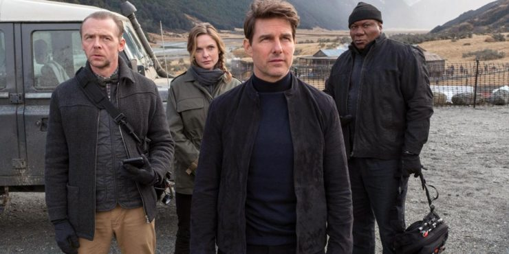 Mission: Impossible- Fallout- July 27th