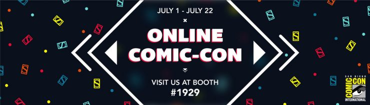 Online Comic-Con Week 2 Wrap Up!