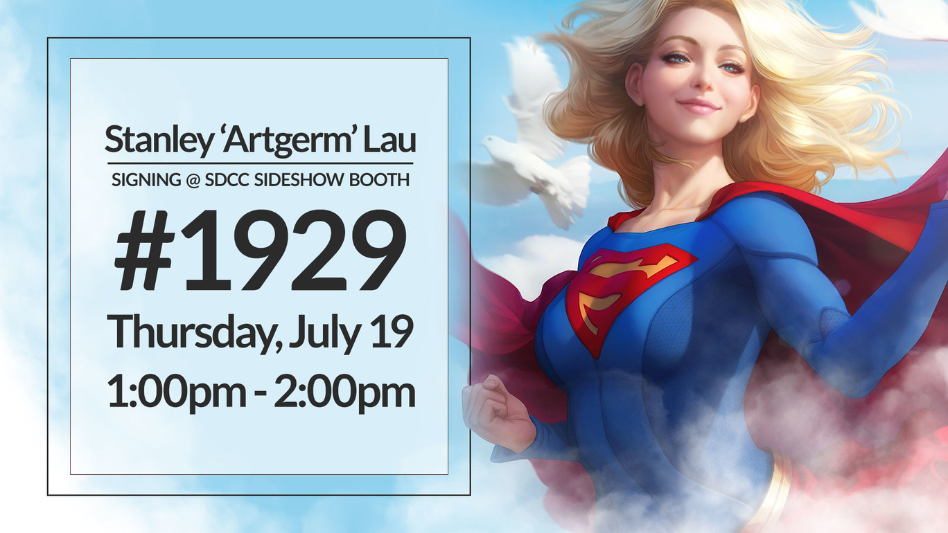 Celebrate Pop Culture with Sideshow at San Diego Comic-Con