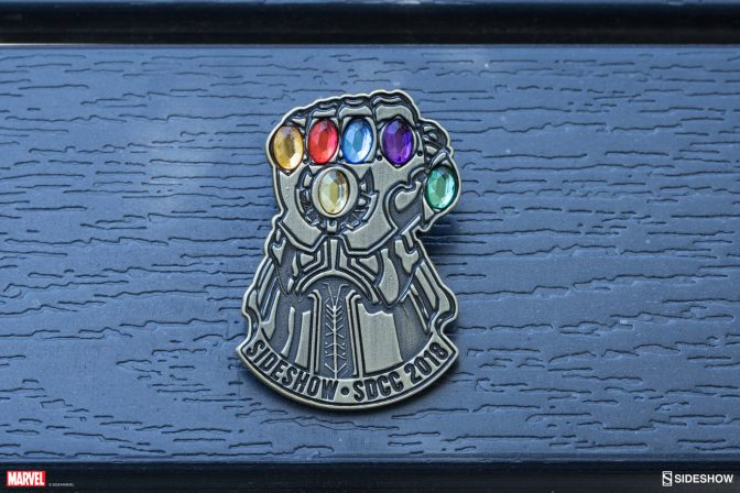 Here's How to Get the Exclusive Pins from Sideshow and Court of the Dead© at Comic-Con 2018!