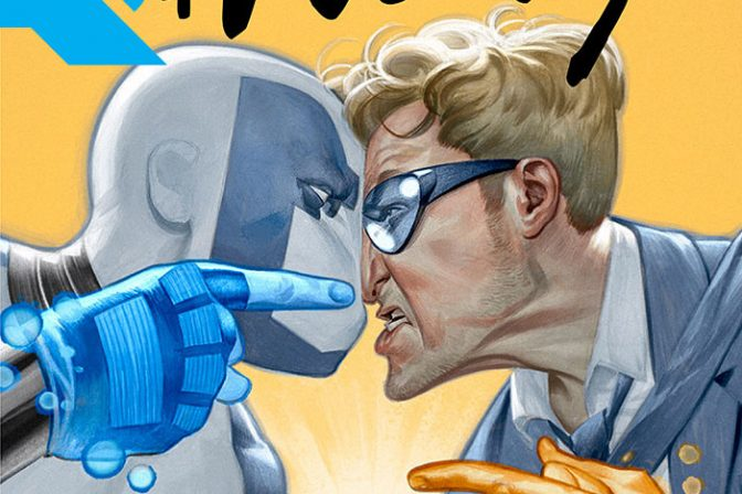 Quantum and Woody Comic Gets TV Series at TBS