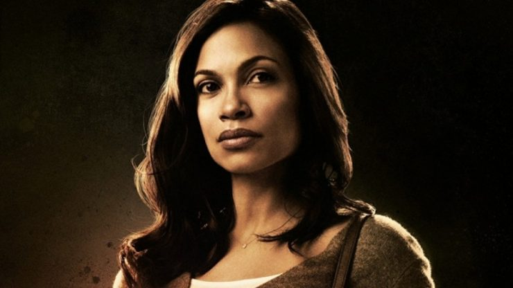 Rosario Dawson to Star in Briarpatch Drama