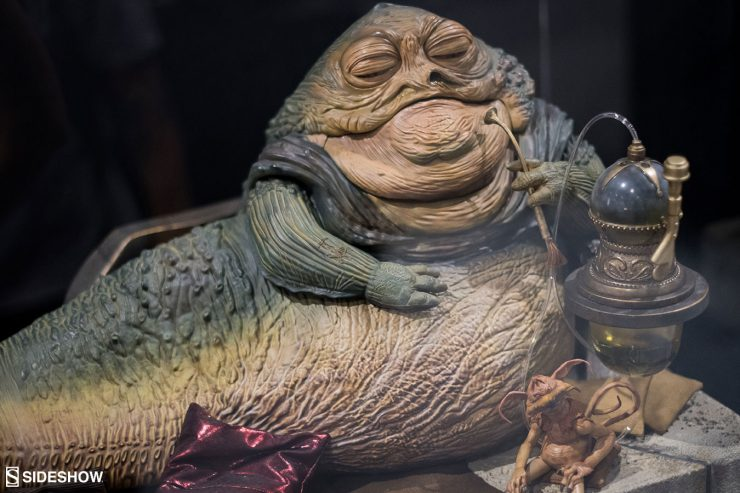 Sideshow Fans Share their Favorite Star Wars Figures at Comic-Con 2018