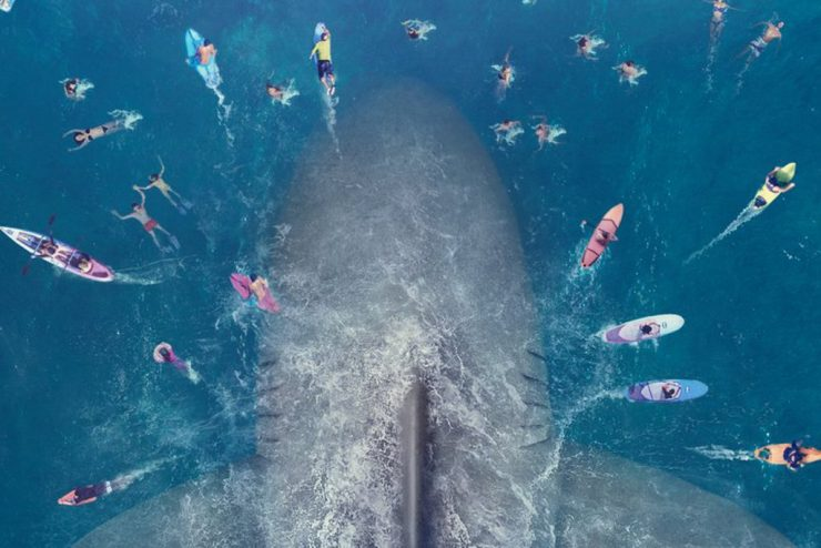 The Meg- August 10th