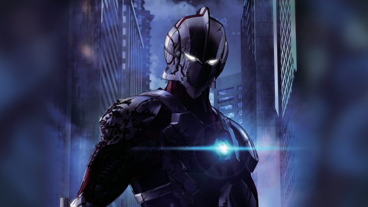Netflix to Produce Ultraman Animated Series