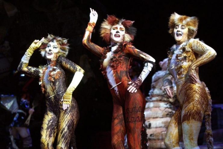 Cats Musical Movie Gets Release Date