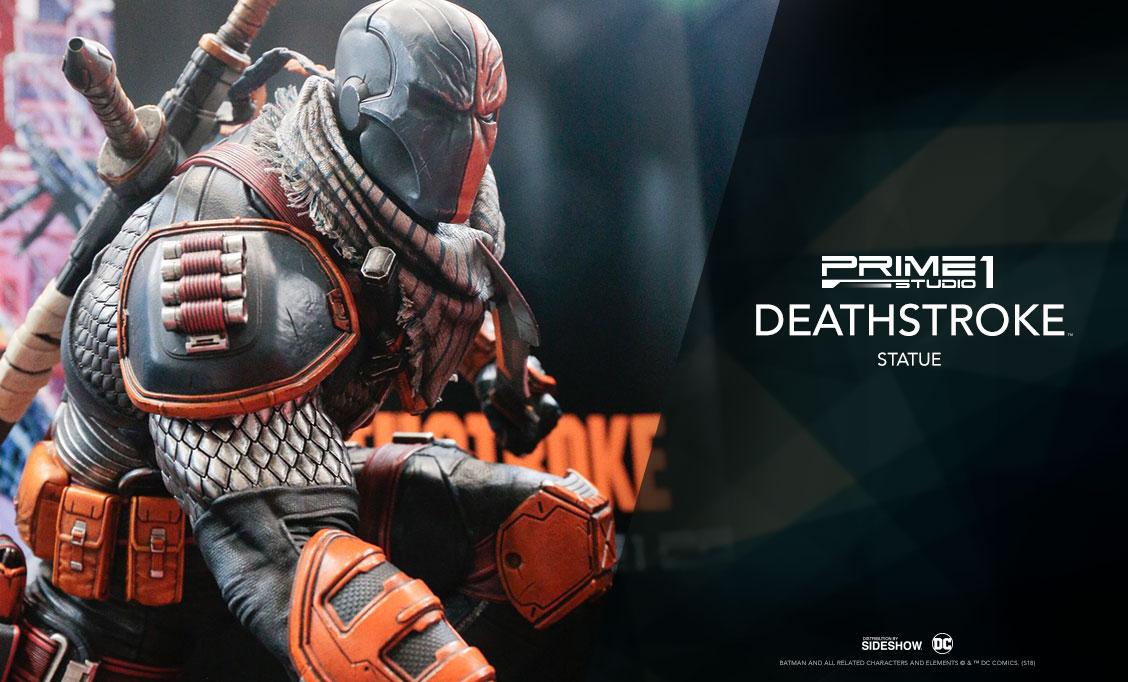 Prime 1 Studio Deathstroke | Sideshow Collectibles