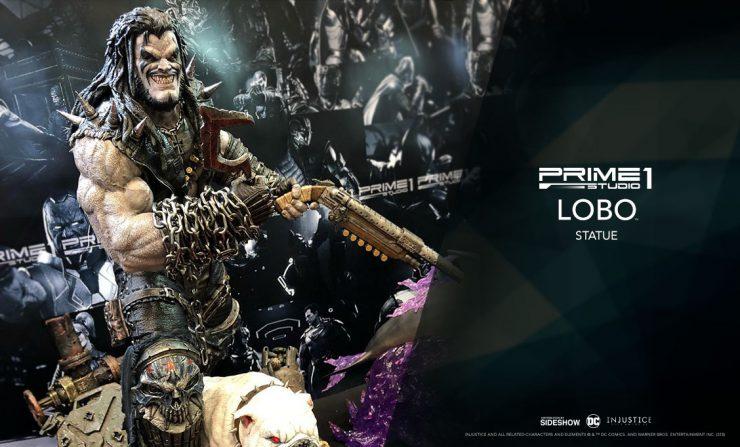 Prime 1 Studio Lobo Statue