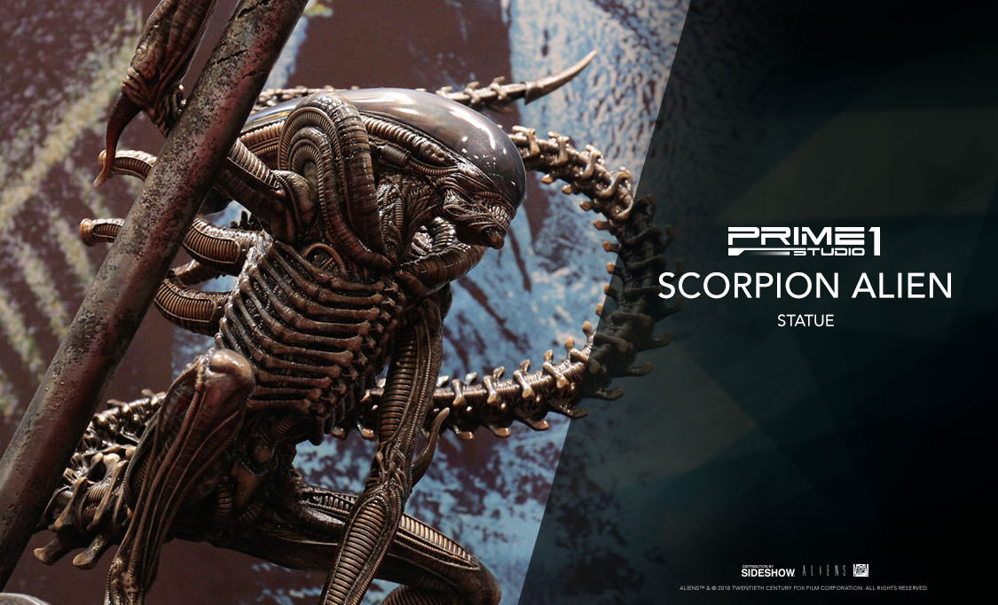 Prime 1 Studio Scorpion Alien Statue | Sideshow Collectibles