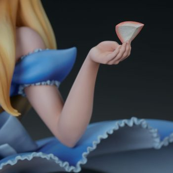 Alice in Wonderland Statue