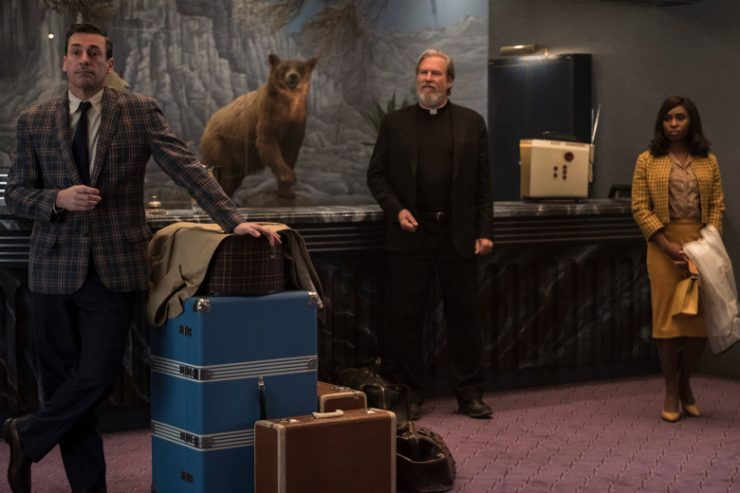 Fox Releases New Bad Times at the El Royale Trailer