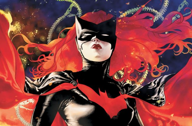 CW Casts Ruby Rose as Batwoman