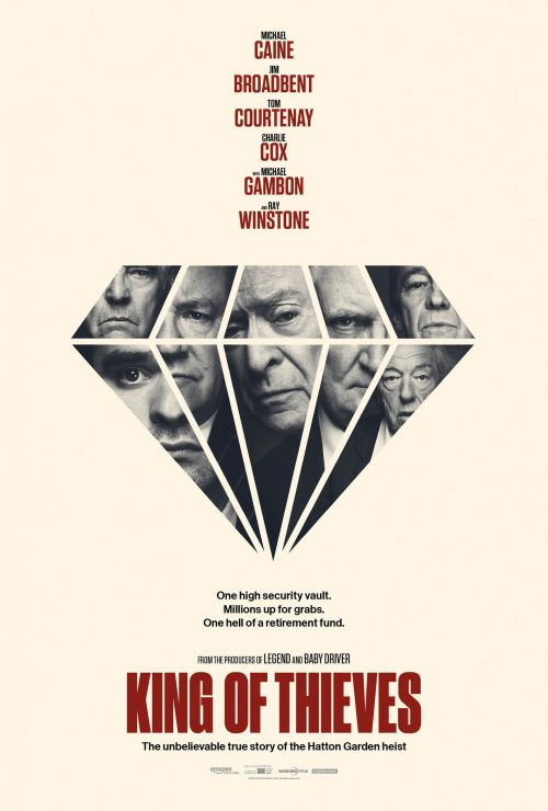 King of Thieves Studiocanal UK Trailer