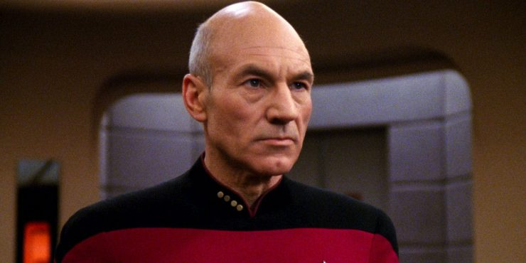 Patrick Stewart to Reprise Jean-Luc Picard Role in new CBS Star Trek Series