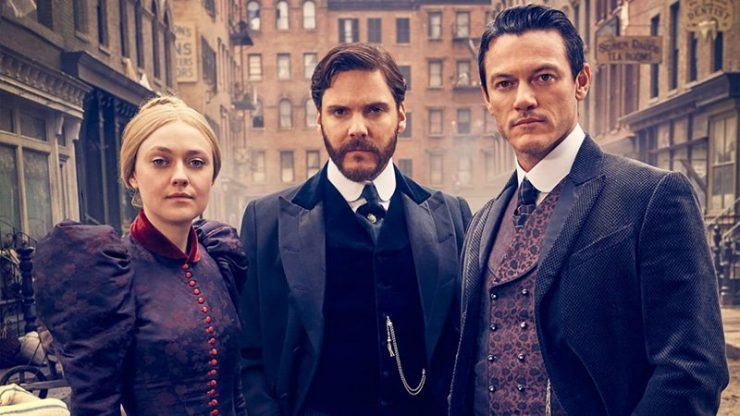 The Alienist Renewed for Sequel Season- The Angel of Darkness