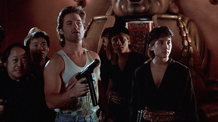 Big Trouble in Little China Film News