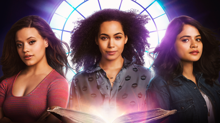 The CW Premieres New Charmed Teaser