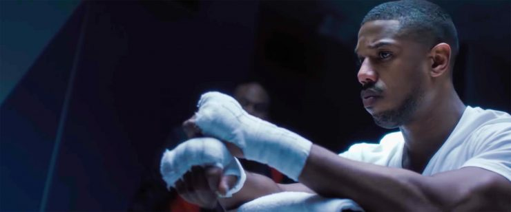 Entertainment Weekly Premieres New Creed II Photos