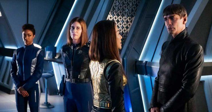 Star Trek: Discovery Season 1 Home Release Details