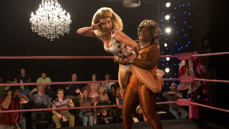 80's Wrestling Comedy GLOW Renewed for Season 3