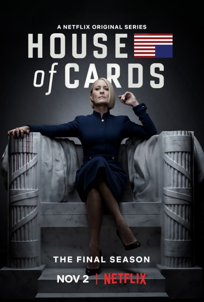 House of Cards Season 6 Premiere Date Revealed