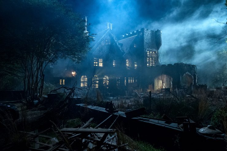 The Haunting of Hill House Netflix Premiere