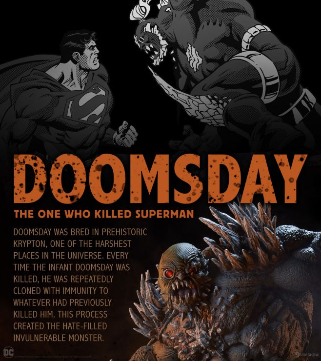 Doomsday: The Death of Superman